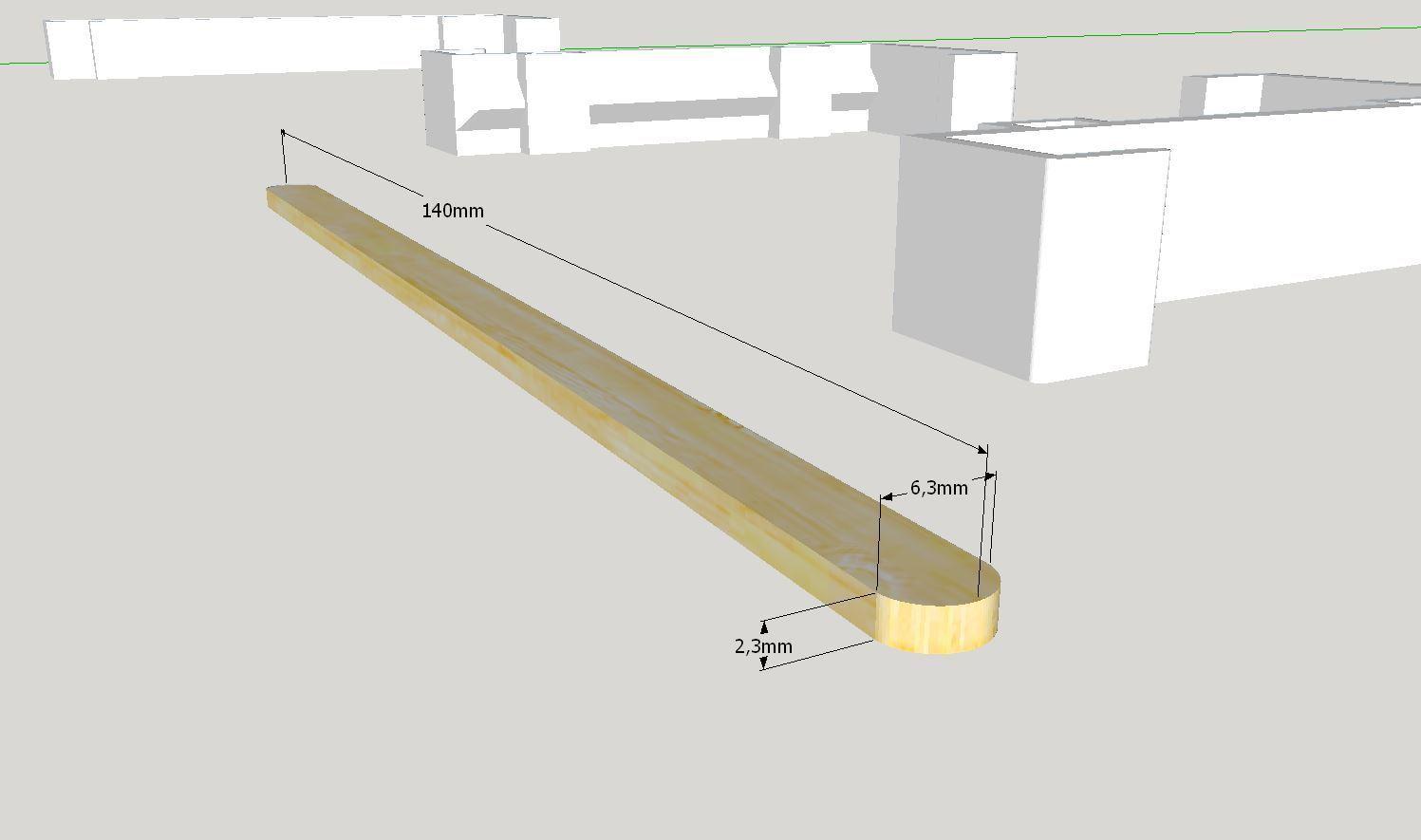 2019-09-21_11_00_08-Untitled_-_SketchUp_Make_2016.jpg Télécharger fichier STL gratuit Support de téléphone pour lit IKEA STUVA / FRITIDS • Plan pour impression 3D, Milan_Gajic