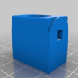 Download free STL file Suction Cup to Camera screw adapter • Template to 3D print, Milan_Gajic