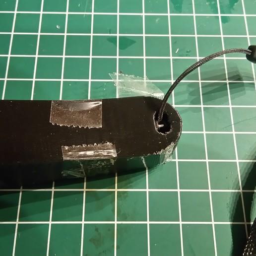 180218-DSC_0228.JPG Télécharger fichier STL gratuit Bouchon magnétique Baikal MP-651K pour poignée ergonomique • Plan pour imprimante 3D, Milan_Gajic