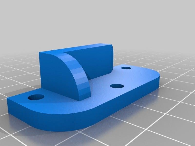 fe06f965301b30c01c20ed93bb50bd73.png Télécharger fichier STL gratuit Crête de serrure de tiroir thingamabob • Plan imprimable en 3D, Milan_Gajic