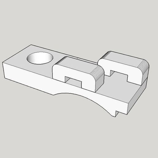 2020-03-26_16_18_44-Start.jpg Download free STL file Ikea Jansjo V1017 Clamp Conversion Adapter • 3D printable object, Milan_Gajic