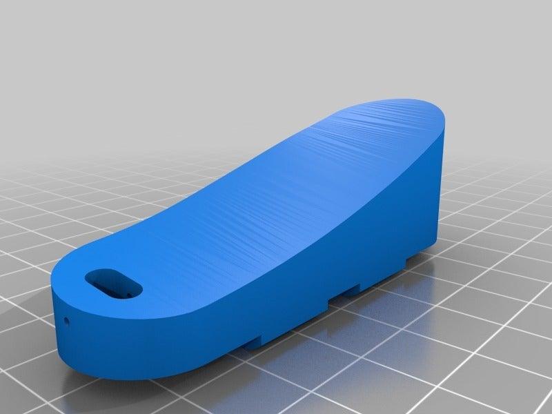 ff569ebf1602495f5eac8342f0e79810.png Télécharger fichier STL gratuit Bouchon magnétique Baikal MP-651K pour poignée ergonomique • Plan pour imprimante 3D, Milan_Gajic