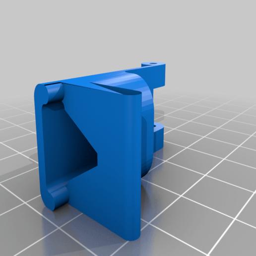 MountLock.png Télécharger fichier STL gratuit Support de téléphone pour lit IKEA STUVA / FRITIDS • Plan pour impression 3D, Milan_Gajic