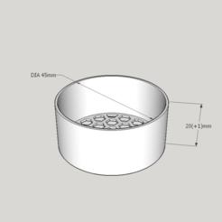 Télécharger modèle 3D gratuit Couverture du bouton d'alimentation de la machine à laver Bosch, Milan_Gajic