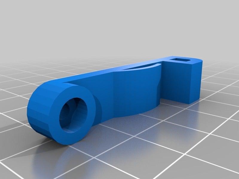 3f6cdec32619c203bba87f73c50a4948.png Download free STL file Glass Shelf Holder 3mm/29mm Pelipal • 3D print template, Milan_Gajic