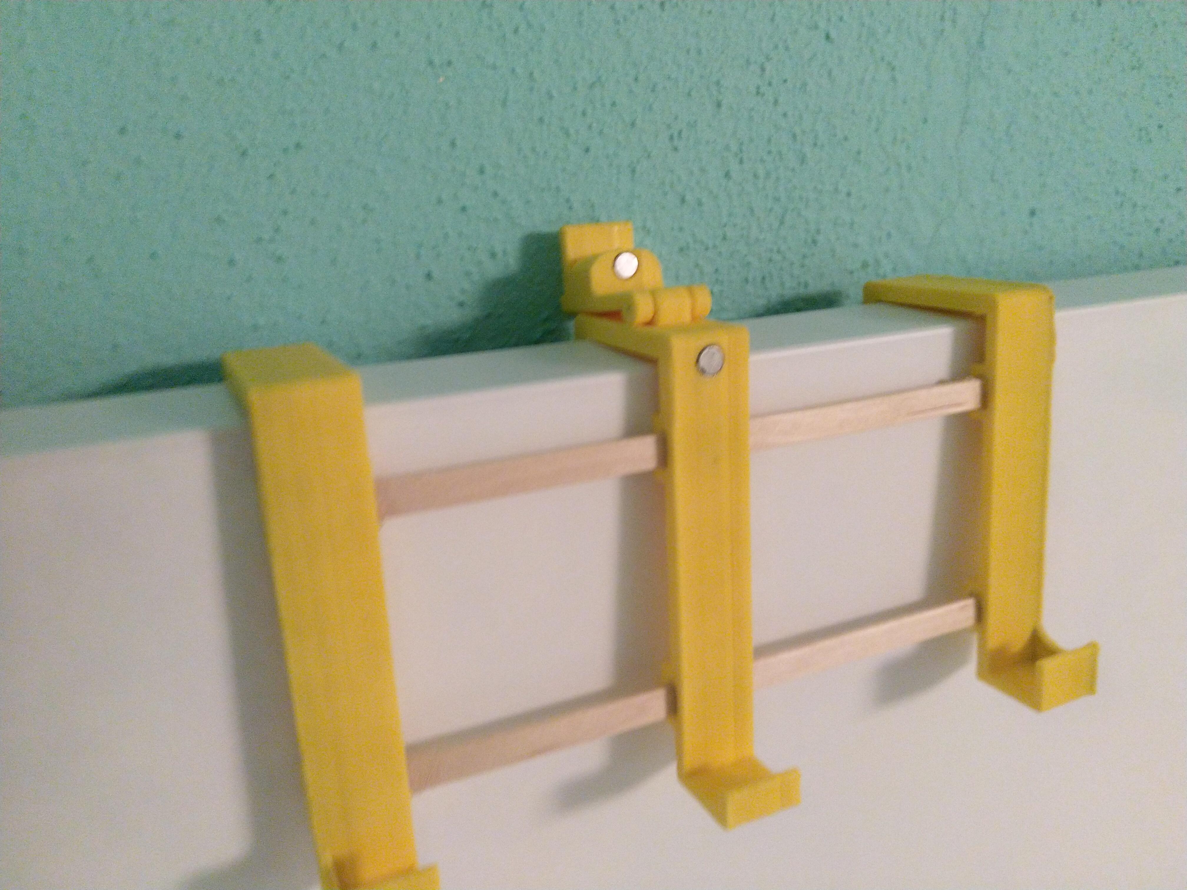190921-IMG_20190921_104521.jpg Télécharger fichier STL gratuit Support de téléphone pour lit IKEA STUVA / FRITIDS • Plan pour impression 3D, Milan_Gajic