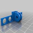 GoproLaptopCamModule.png Télécharger fichier STL gratuit Module de caméra HM1355 à l'adaptateur GoPRo • Plan imprimable en 3D, Milan_Gajic