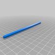 MountStick.png Télécharger fichier STL gratuit Support de téléphone pour lit IKEA STUVA / FRITIDS • Plan pour impression 3D, Milan_Gajic