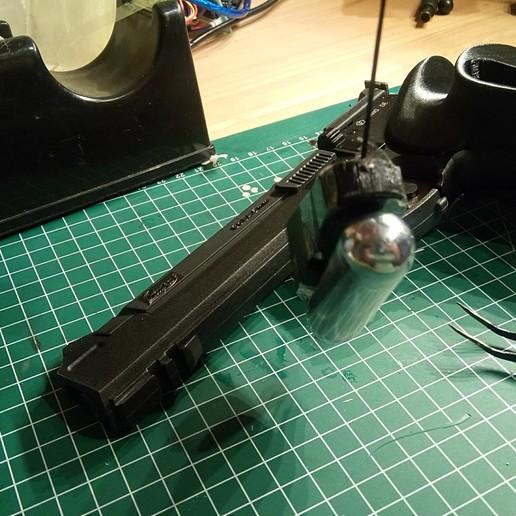 180218-DSC_0230.JPG Télécharger fichier STL gratuit Bouchon magnétique Baikal MP-651K pour poignée ergonomique • Plan pour imprimante 3D, Milan_Gajic