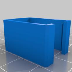 Télécharger modèle 3D gratuit Ikea Vidga rail BEND insert de montage et cache couture, Milan_Gajic
