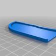 61a55bfab2503499b0b98c942e2127d1.png Télécharger fichier STL gratuit Gaine de base pour un couteau sur mesure (couteau inclus) • Design à imprimer en 3D, Milan_Gajic