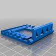 Download free STL file Foldable phone stand • 3D printable template, Milan_Gajic