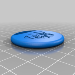 2d70bb4f7010aa98aaa72e8d9b83edd4.png Download free STL file small simple pug keyring • 3D printer object, bravefruitcake