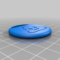 bfd8dc5d8accbb250fe6ebb08ea26d72.png Télécharger fichier STL gratuit petit porte-clés simple poo emoji • Design à imprimer en 3D, bravefruitcake