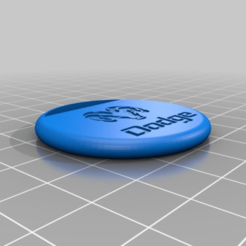 849e776f9636aa8603ec599cf1430e1c.png Download free STL file small simple dodge keyring • Object to 3D print, bravefruitcake