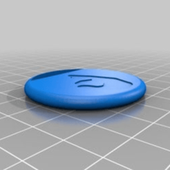 "d2a955b7715745492052a21f2e179ab8.png Download free STL file small simple comedy ""o-hand"" keyring • 3D printing template, bravefruitcake"