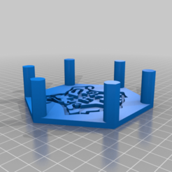 Download free STL file Harry Potter Hogwarts House Coasters • 3D printable model, rianocerous
