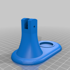 stand_150422c_x0.25.png Download free STL file Doll-Sized Stand mixer with attachments • 3D printable object, rianocerous