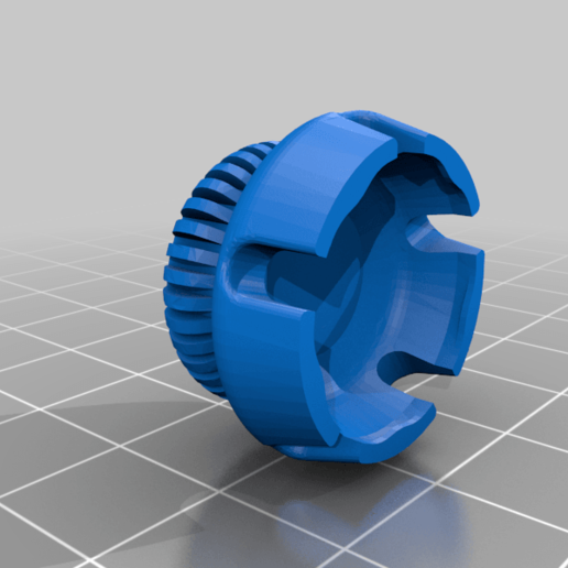 Download free STL file PS4 Controller Thumbstick Extensions like Kontrol Freeks • 3D printing design, rianocerous