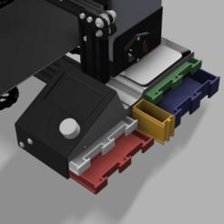 Screen Shot 2020-03-15 at 1.52.03 PM.png Download STL file Ender 3 Slick Storage • 3D printable design, sudoreboot