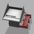 Download 3D printer model Ender 3 SlickStorage, sudoreboot