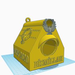 Télécharger objet 3D gratuit KUŞ YUVASI - NID D'OISEAU, sosyalcinet