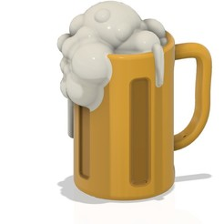 Télécharger fichier STL Bouchon de valve de bière • Plan à imprimer en 3D, suciudenis