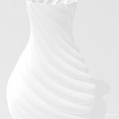 photo vase.png Download STL file Hexagonal Vase • 3D print template, lukasoblette