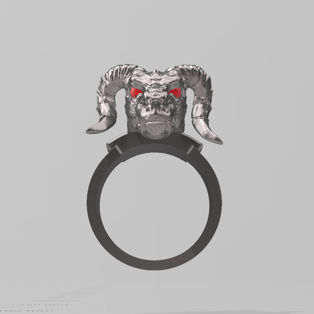 3D Builder 12_5_2020 21_19_58.png Download free STL file Dragon Ring Jewel Anillo de Dragón Joya • 3D print object, luchoalbizu