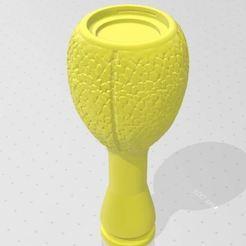 Снимок3.JPG Télécharger fichier OBJ pommeau de levier de vitesse partenaire de peugeot • Objet pour imprimante 3D, serjkustarev