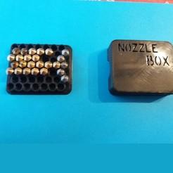 86999414_523721521890119_139989820448440320_n.jpg Télécharger fichier STL Nozzle Box (Boîte à buse) • Plan pour imprimante 3D, LePrestidigitateur