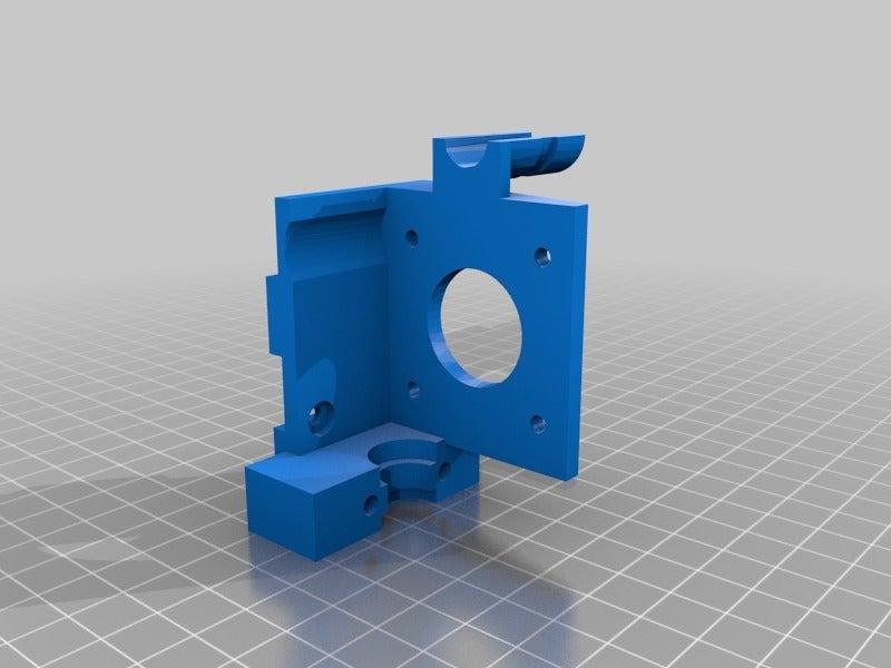 badb8cded9eca095b5e15493d0d15f77.png Télécharger fichier STL gratuit Geeetech Prusa i3 Pro B - Kit de migration E3Dv6 • Design pour impression 3D, abojpc