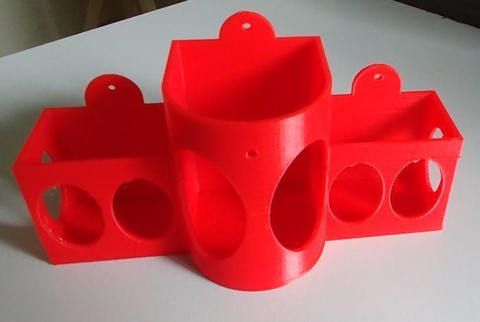 mks01.jpg Télécharger fichier STL gratuit Rangement de la mini-cuisine • Modèle pour imprimante 3D, abojpc