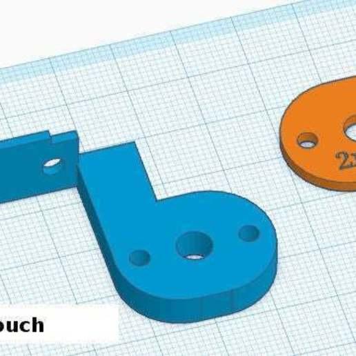 tg-3dtouch.jpg Télécharger fichier STL gratuit Geeetech Prusa i3 Pro B - Kit de migration E3Dv6 • Design pour impression 3D, abojpc