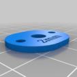 Download free 3D printer designs Geeetech Prusa i3 Pro B - E3Dv6 migration kit, abojpc