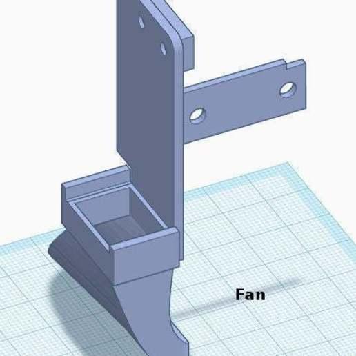 tg-ventilateur.jpg Télécharger fichier STL gratuit Geeetech Prusa i3 Pro B - Kit de migration E3Dv6 • Design pour impression 3D, abojpc