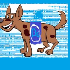 perro dego boom.png Télécharger fichier STL gratuit paco • Modèle à imprimer en 3D, nino6362