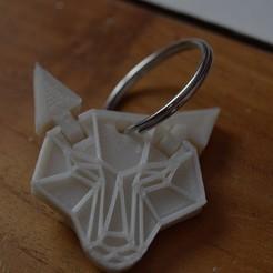 DSC_0083.JPG Télécharger fichier STL gratuit Loup articulé • Modèle pour impression 3D, cornuemy