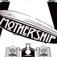Download 3D printing models Led Zeppelin Mothership frame, albertmoretto