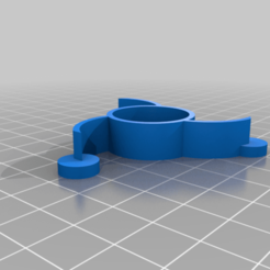 Télécharger objet 3D gratuit adaptador bobina con rodamiento, josuemmoreno