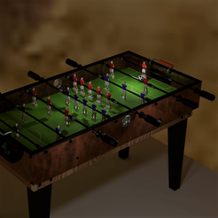 Baby gimp 2.png Télécharger fichier OBJ Babyfoot • Design imprimable en 3D, castor0697