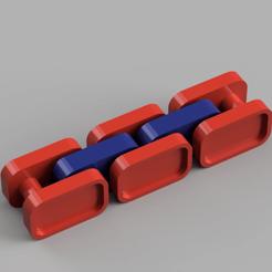 Download 3D printer designs Link chain, castor0697