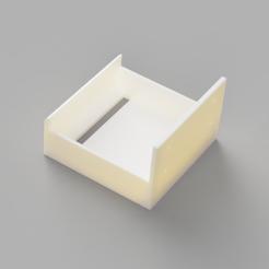 Télécharger fichier STL support papier toilette, castor0697