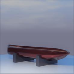 Bateau.png Télécharger fichier OBJ Bateau • Modèle imprimable en 3D, castor0697