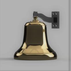 Descargar modelos 3D residencia de la campana de entrada, castor0697