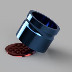 filtre céréales.PNG Download STL file Filter • Template to 3D print, castor0697