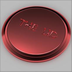 Download 3D model Lid closure for a can, castor0697