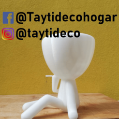 taytideco-robert-fumando.png Download STL file Robert Plant smoking cigarettes • 3D printer object, tayti3dprint
