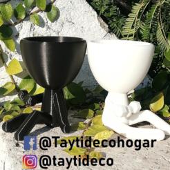 taytideco-robert-gym.png Download STL file Robert Plant gym dumbbell • 3D printer model, tayti3dprint