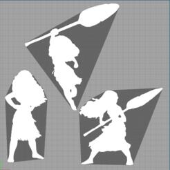 Capturevaiana.PNG Télécharger fichier STL vaiana la legende du bout du monde - moana - disney • Modèle imprimable en 3D, Juliedml